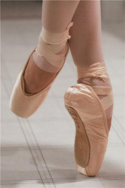 ballet shoes. ballet shoes y