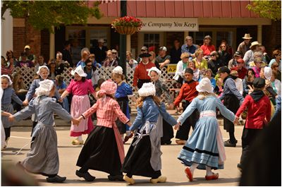 Dutch Folk Dance