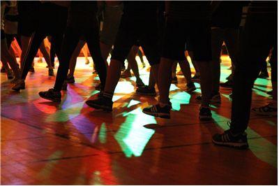 disco line dance