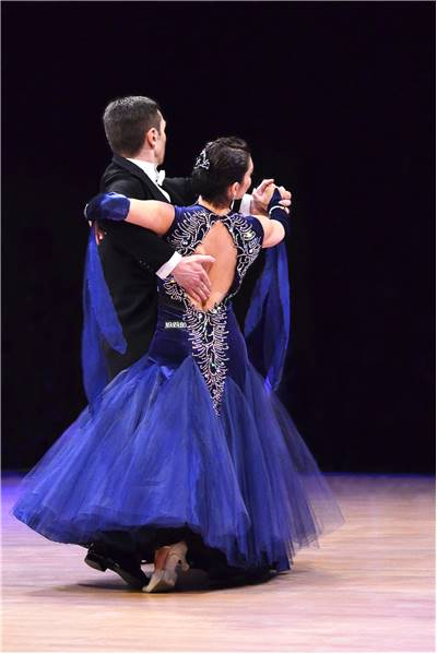 Tango Dance Competition