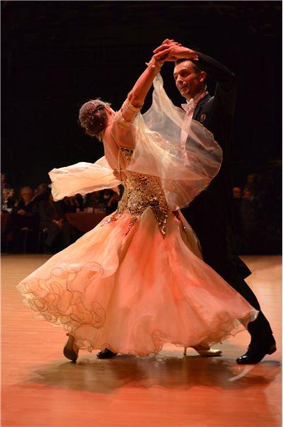 Slow waltz history